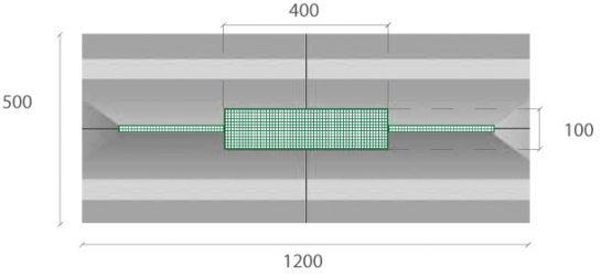 Piattaforma autolavaggio per depurazione delle acque | portale modello 1
