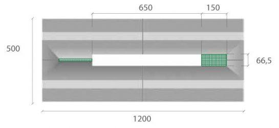 Piattaforma autolavaggio per depurazione delle acque | portale modello 3