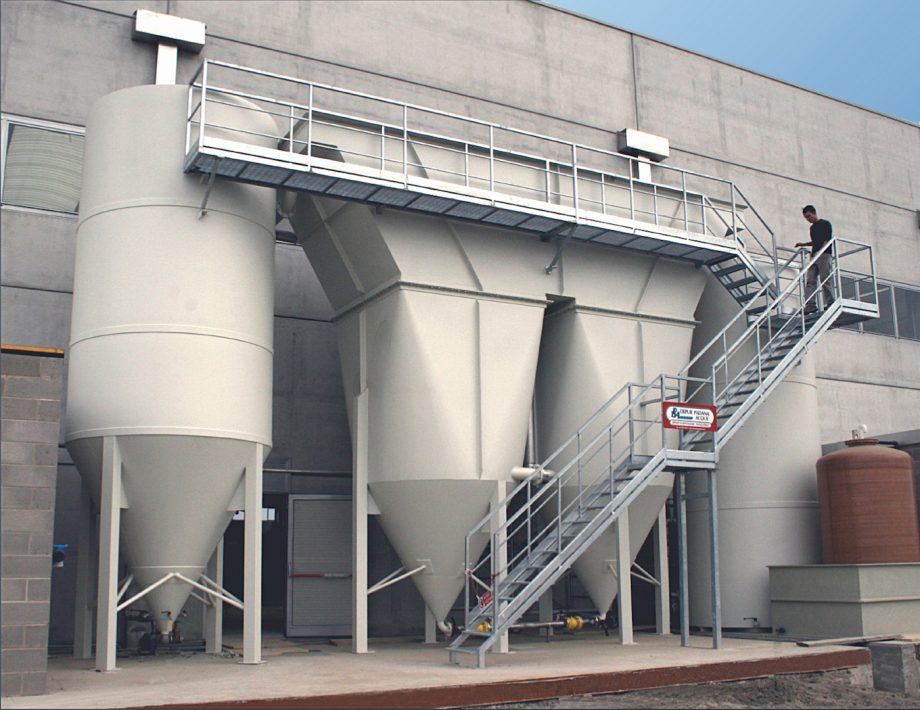 Farmaceutici Dott. Ciccarelli: impianto di Depur Padana Acque per trattamento acque e impianto di depurazione