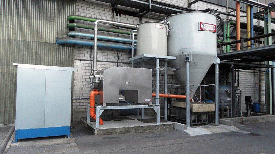 IMERYS Graphite & Carbon: impianto di Depur Padana Acque per trattamento acque e impianto di depurazione