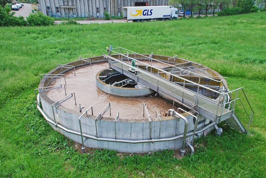 Naturis: impianto di Depur Padana Acque per trattamento acque e impianto di depurazione