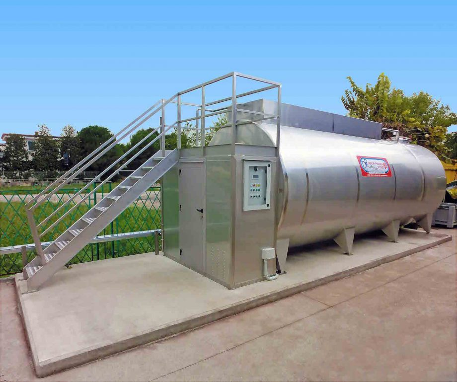 Pastificio Novarese: impianto di Depur Padana Acque per trattamento acque e impianto di depurazione