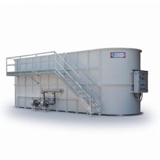 impianto depurazione acque Biopak di Depur Padana Acque