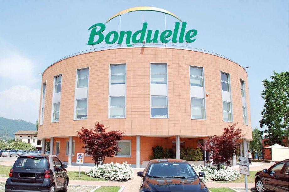 Bonduelle: impianto di Depur Padana Acque per trattamento acque e impianto di depurazione