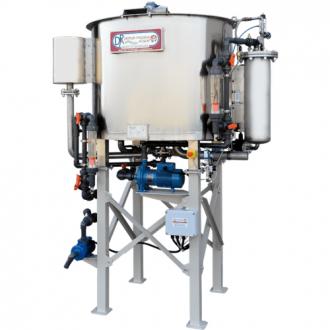 impianto depurazione acque ECOFLOT di Depur Padana Acque