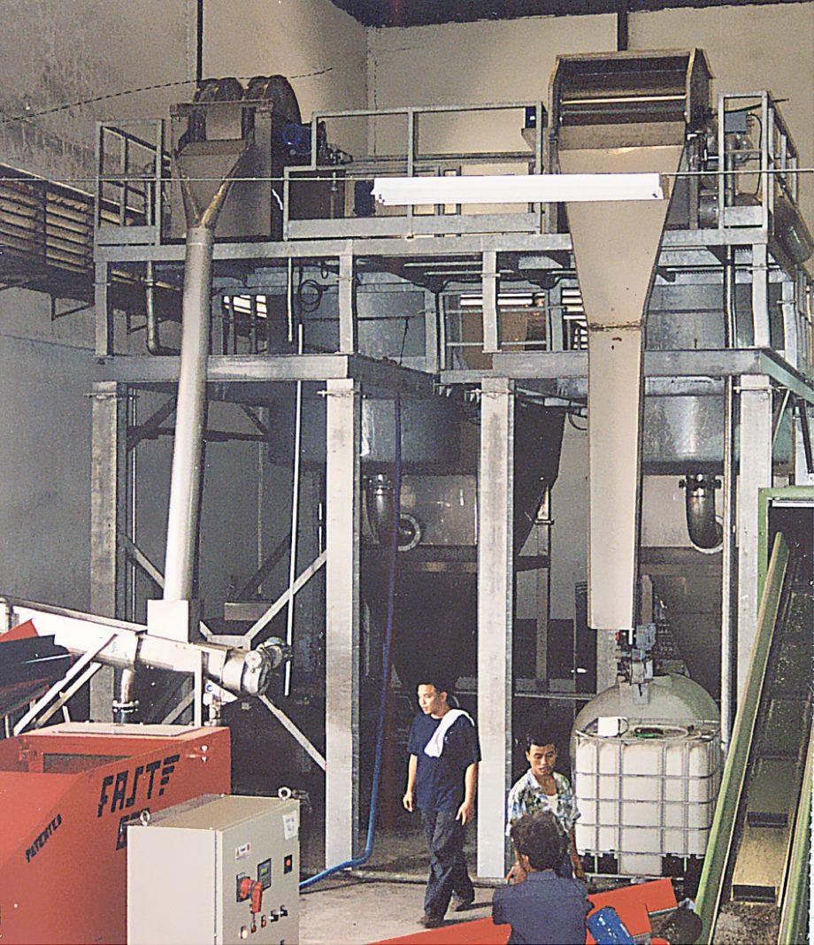 PT Batu Mas Murni: impianto di Depur Padana Acque per trattamento acque e impianto di depurazione